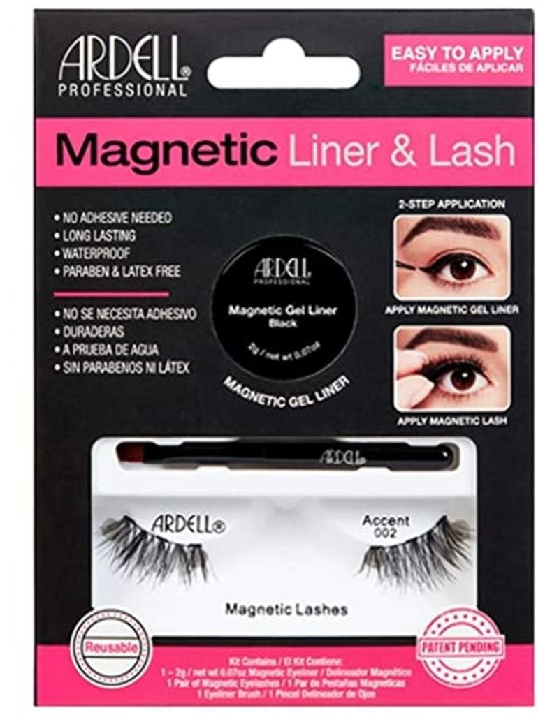 Ardell Ardell Magnetic Liner & Lash Accent 002