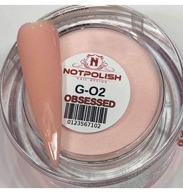 NOTpolish Notpolish 2-in1 Powder 2 oz. - G02 Obsessed