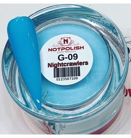 NOTpolish Notpolish 2-in1 Powder 2 oz. - G09 Night Crawlers