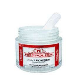NOTpolish Notpolish 2-in1 Powder 2 oz. - M01 Ice Queen