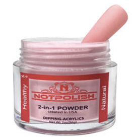 NOTpolish Notpolish 2-in1 Powder 2 oz. - M19 Fiesta Sista