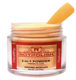 NOTpolish Notpolish 2-in1 Powder 2 oz. - M67 Autumn Leaf