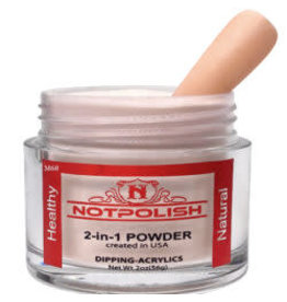 NOTpolish Notpolish 2-in1 Powder 2 oz. - M68 Peeky Nude