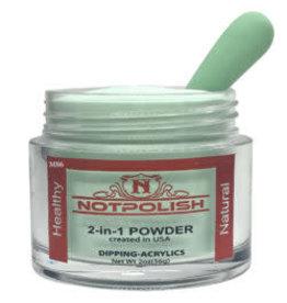 NOTpolish Notpolish 2-in1 Powder 2 oz. - M86 Blooming Mint