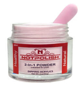 NOTpolish Notpolish 2-in1 Powder 2 oz. - M90 Tender Lavender