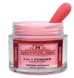 NOTpolish Notpolish 2-in1 Powder 2 oz. - M95 Sparkle Ember