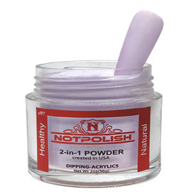 NOTpolish Notpolish 2-in1 Powder 2 oz. - 187 I Lilac You A Lot