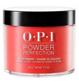 OPI DPH47 Good Man-darin Is Hard To Find 43 g (1.5oz) - OPI Powder Perfection