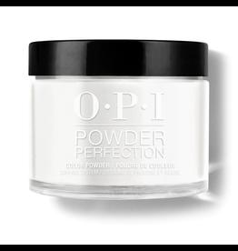 OPI DPL00 Alpine Snow 43 g (1.5oz) - OPI Powder Perfection