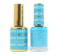 DND DC Duo Gel Matching Color - 256 WALK ON WATER