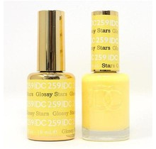 DND DC Duo Gel Matching Color - 259 GLOSSY STARS