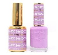 DND DC Duo Gel Matching Color - 266 DEEP PARADISE