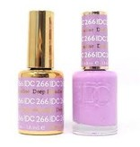 DND 266 DEEP PARADISE - DND DC Duo Gel Matching Color