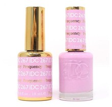 DND DC Duo Gel Matching Color - 267 FREQUENCY