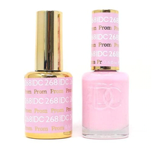 DND DC Duo Gel Matching Color - 268 PROM