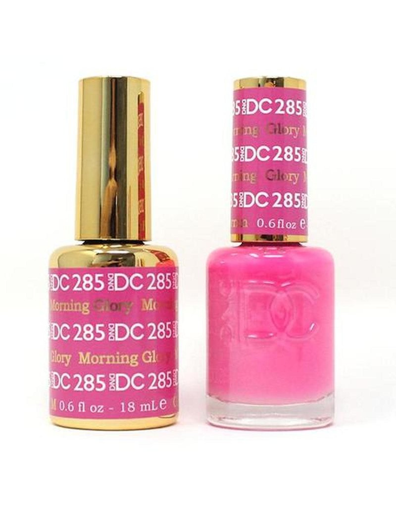 DND 285 MORNING GLORY - DND DC Duo Gel Matching Color