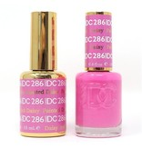 DND 286 PAINTED DAISY - DND DC Duo Gel Matching Color