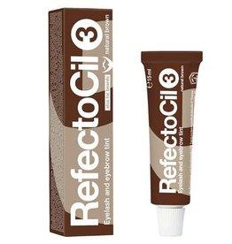 RefectoCil RefectoCil - Eyelash and Eyebrow Tint (15mL) #3 Natural Brown