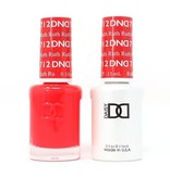 DND 712 Ruth - DND Duo Gel + Lacquer