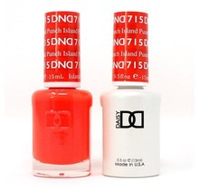 DND Duo Gel Matching Color - 715 Island Punch
