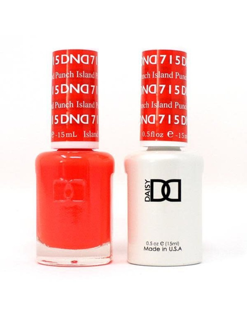 DND 715 Island Punch - DND Duo Gel + Lacquer