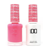 DND 717 Fantasy - DND Duo Gel + Lacquer