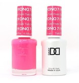 DND 719 Tutti Fruitti - DND Duo Gel + Lacquer