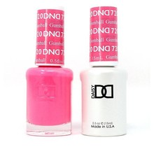 DND Duo Gel Matching Color - 720 Gumball