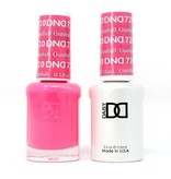 DND 720 Gumball - DND Duo Gel + Lacquer
