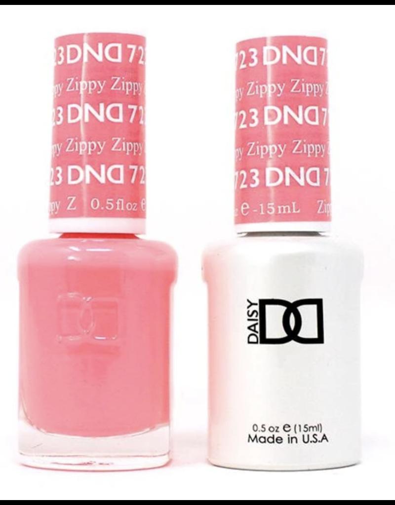 DND 723 Zippy - DND Duo Gel + Lacquer