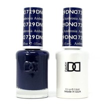 DND Duo Gel Matching Color - 729 Ambrosia