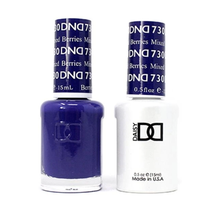 DND Duo Gel Matching Color - 730 Mixed Berries