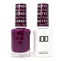 DND Duo Gel Matching Color - 731 Plum