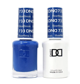 DND 732 Heartbreak - DND Duo Gel + Lacquer