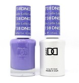 DND 738 Lollie - DND Duo Gel + Lacquer