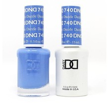 DND Duo Gel Matching Color - 740 Dazzle