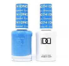 DND Duo Gel Matching Color - 741 Diamond Eyes