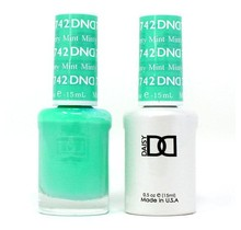 DND Duo Gel Matching Color - 742 Minty Mint
