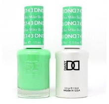 DND Duo Gel Matching Color - 743 Mike Ike