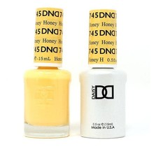 DND Duo Gel Matching Color - 745 Honey