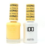 DND 745 Honey - DND Duo Gel + Lacquer