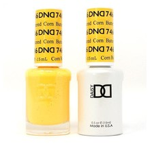 DND Duo Gel Matching Color - 746 Buttered Corn