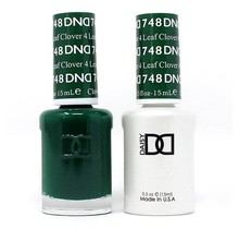 DND Duo Gel Matching Color - 748 4 Leaf Clover