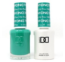 DND Duo Gel Matching Color - 749 Old Pine