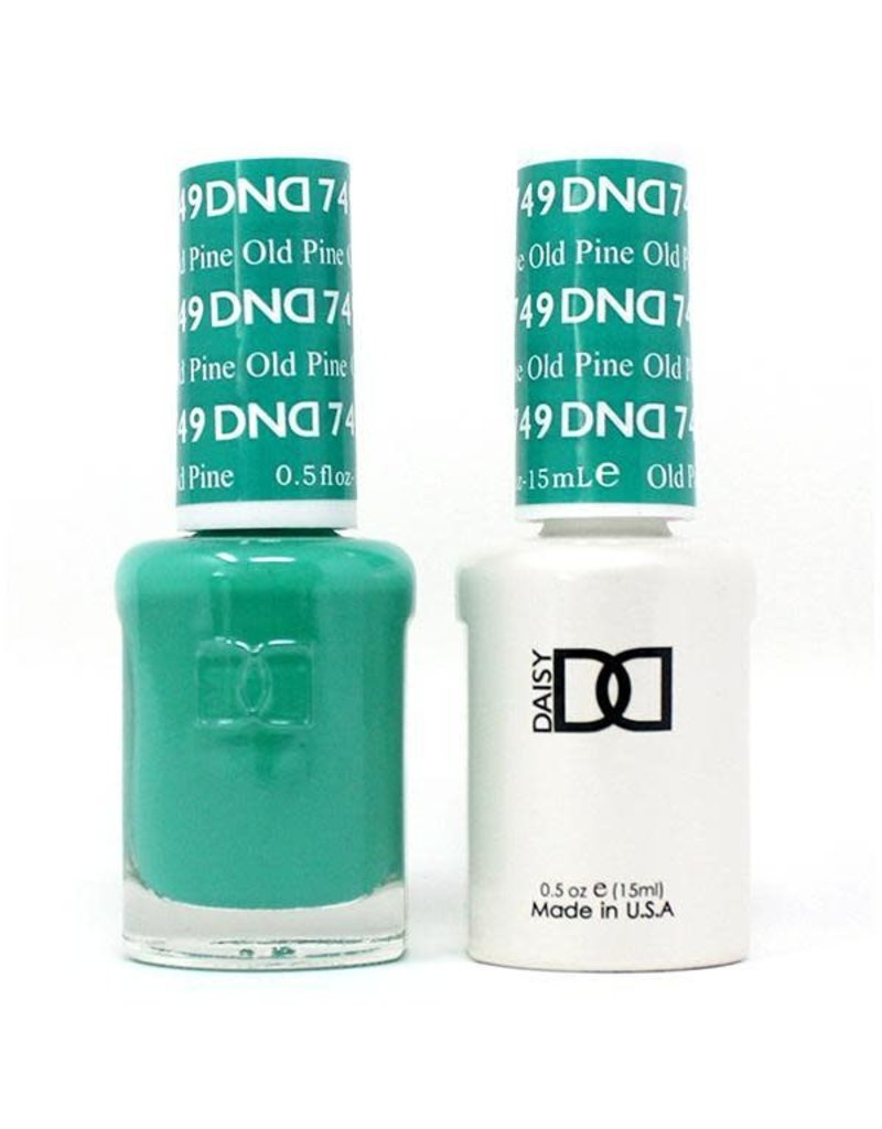 DND 749 Old Pine - DND Duo Gel + Lacquer