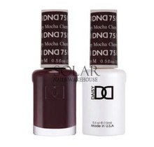 DND Duo Gel Matching Color - 751 Mocha Cherry