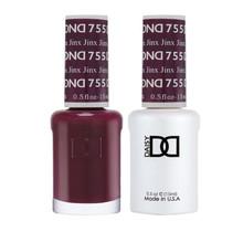DND Duo Gel Matching Color - 755 Jinx