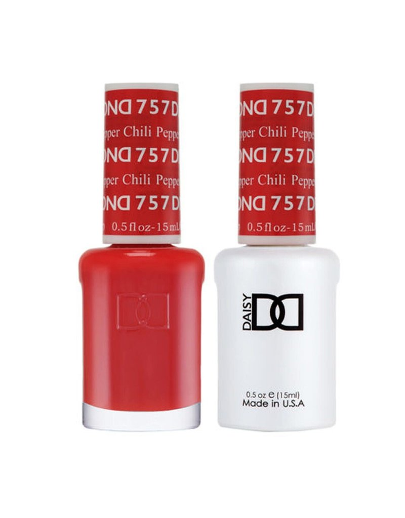 DND DND Duo Gel Matching Color - 757 Chili Pepper