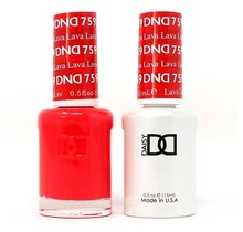 DND Duo Gel Matching Color - 759 Lava