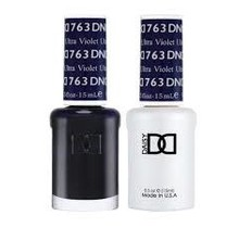 DND Duo Gel Matching Color - 763 Ultra Violet